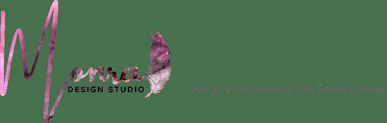 Monra Design Studio Logo